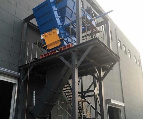 DG-1200危废处理系统